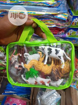 Animals Figure Set   Toys for sale in Lagos State, Amuwo-Odofin