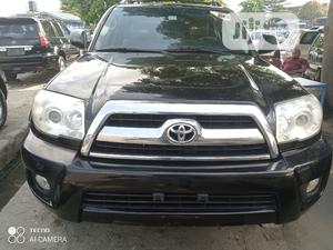 Toyota 4-Runner 2008 Limited Black   Cars for sale in Lagos State, Amuwo-Odofin