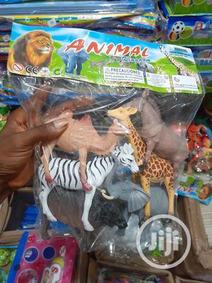 Animals Figure Set I   Toys for sale in Lagos State, Amuwo-Odofin