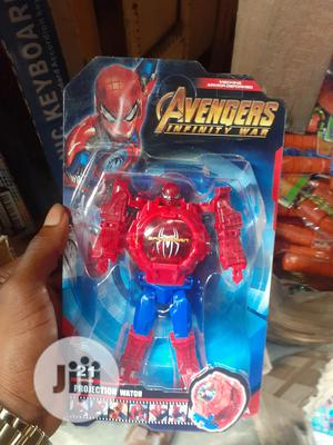 Spiderman Wristwatch for Kids | Toys for sale in Lagos State, Amuwo-Odofin