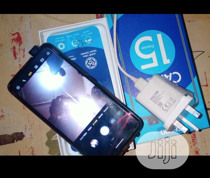 Archive: Tecno Camon 15 Premier 128 GB Black