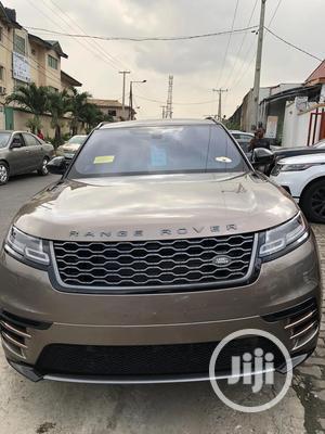 Land Rover Range Rover Velar 2018 P380 SE R-Dynamic 4x4 Brown | Cars for sale in Lagos State, Magodo