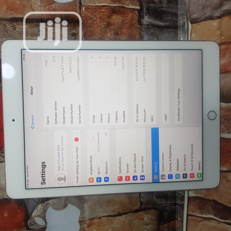 Apple iPad Pro 9.7 (2016) 128 GB | Tablets for sale in Ikeja, Lagos State, Nigeria