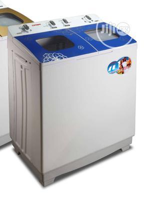 Qasa 8.2kg Double Tub Washing Machine | Home Appliances for sale in Lagos State, Alimosho