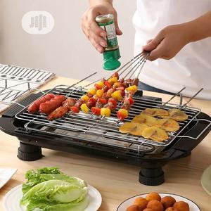 Electric Barbecue Grill 2000watt | Kitchen Appliances for sale in Lagos State, Lagos Island (Eko)