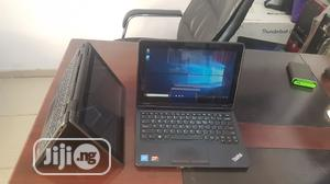 Laptop Lenovo ThinkPad Yoga 4GB Intel Celeron SSD 128GB   Laptops & Computers for sale in Abuja (FCT) State, Wuse 2