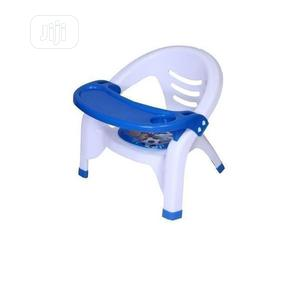 Children Chair With Attached Table | Children's Furniture for sale in Lagos State, Lagos Island (Eko)