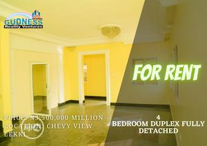 4 Bedroom Duplex Ii Fully Detached Ii For Rent | Houses & Apartments For Rent for sale in Lekki, Chevron
