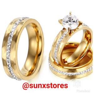 Wedding Ring Set   Wedding Wear & Accessories for sale in Abuja (FCT) State, Dutse-Alhaji