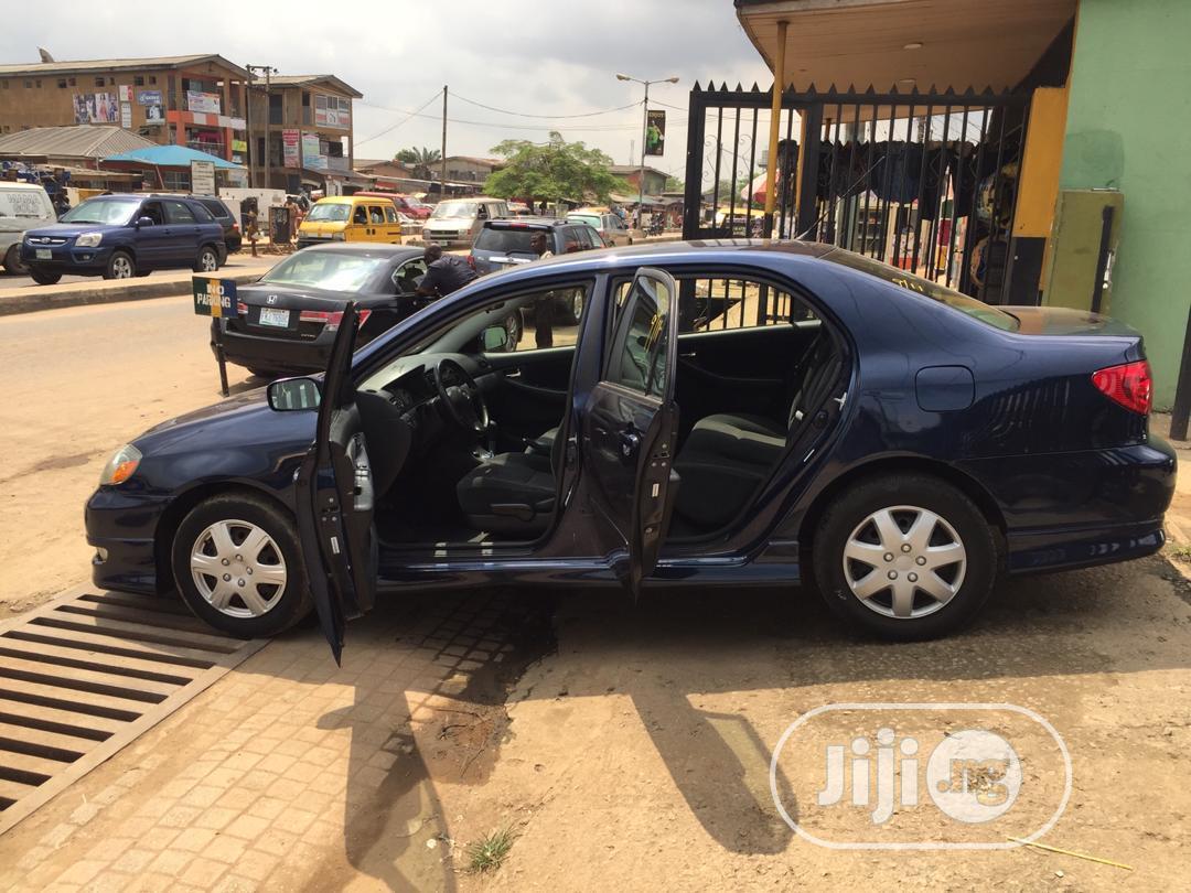 Toyota Corolla 2006 Blue   Cars for sale in Egbe Idimu, Lagos State, Nigeria
