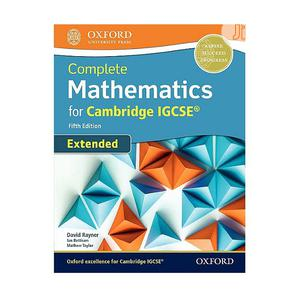 Oxford Complete Mathematics for Cambridge IGCSE (5th Edition | Books & Games for sale in Rivers State, Port-Harcourt