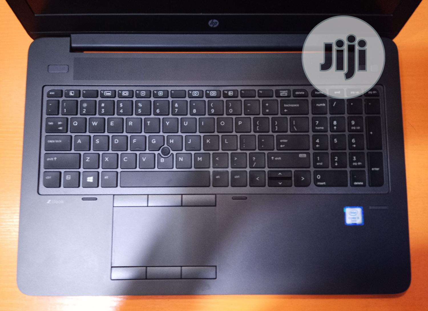 Laptop HP ZBook 15u G3 8GB Intel Core I5 HDD 1T   Laptops & Computers for sale in Ikeja, Lagos State, Nigeria