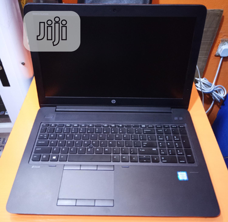 Laptop HP ZBook 15u G3 8GB Intel Core I5 HDD 1T