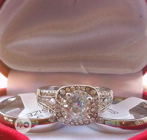 Silver Rings Set | Wedding Wear & Accessories for sale in Abuja (FCT) State, Mpape