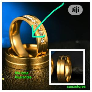 Titanium Gold Rings   Wedding Wear & Accessories for sale in Abuja (FCT) State, Mpape