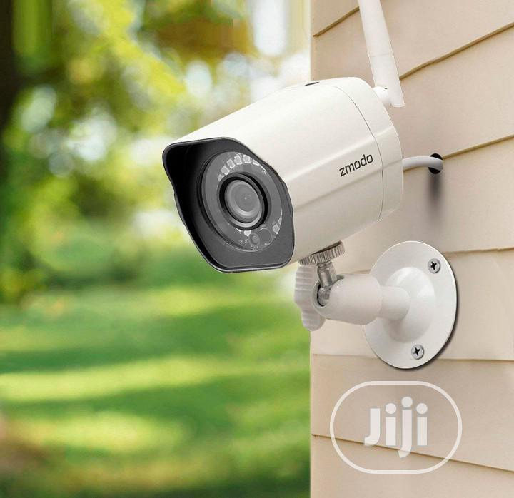 High Quality Outdoor CCTV Cameras For Security Surveillance