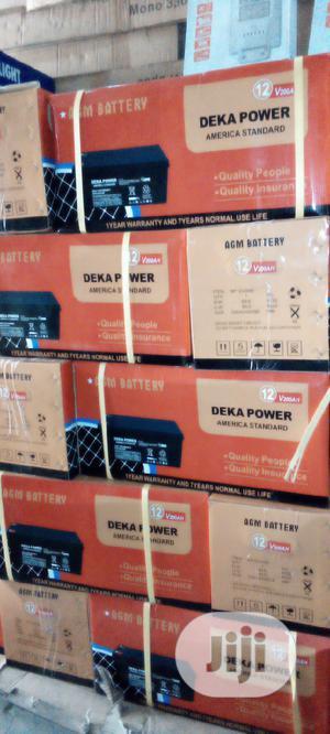 12v 200ah Inverter Battery Battery | Solar Energy for sale in Lagos State, Ojo