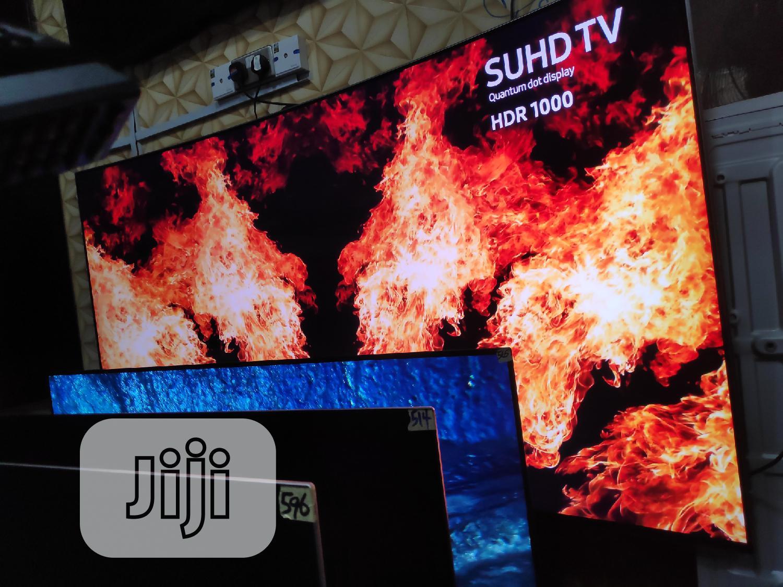 "78"" Samsung Curved 4k Suhd Smart Tv(Series 9)"
