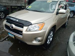 Toyota RAV4 2010 Gold | Cars for sale in Lagos State, Apapa