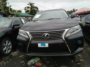 Lexus RX 2012 Black   Cars for sale in Lagos State, Apapa