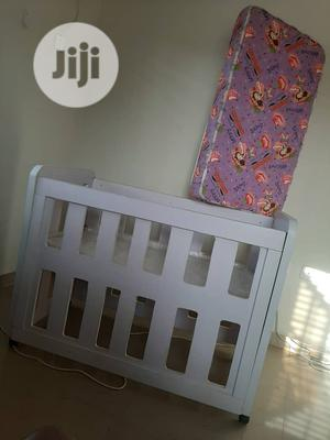 Baby Cot And Mattress | Children's Furniture for sale in Abuja (FCT) State, Galadimawa