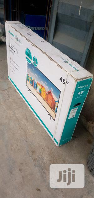 Hisenes TV 49inches Led | TV & DVD Equipment for sale in Lagos State, Ojo