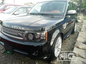 Land Rover Range Rover Sport 2012 Black | Cars for sale in Lagos State, Apapa