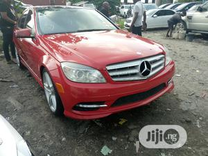 Mercedes-Benz C300 2011 Red | Cars for sale in Lagos State, Apapa