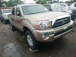 Toyota Tacoma 2007 Gold | Cars for sale in Lagos State, Apapa