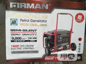 Original Sumec Firman Petrol Generator ECO 12990ES 9kva | Electrical Equipment for sale in Lagos State, Ojo