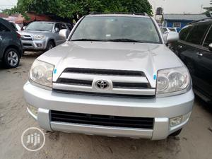 Toyota 4-Runner 2004 Silver   Cars for sale in Lagos State, Apapa