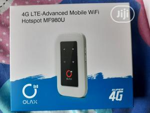 Olax Mf980u 4G Mifi, Universal, Airtel, Mtn, Glo, Etisalat | Networking Products for sale in Oyo State, Oluyole