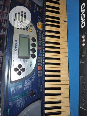 Original PSR270 Yamaha Keyboard London Used With Adopter   Musical Instruments & Gear for sale in Lagos State, Shomolu