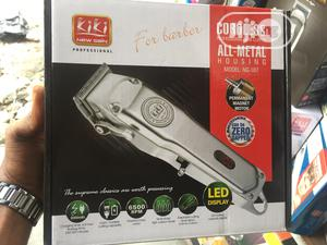 Kiki Rechargeable Clipper - All Metal   Tools & Accessories for sale in Lagos State, Lagos Island (Eko)