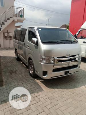 Toyota Hiace 2010 Silver | Buses & Microbuses for sale in Lagos State, Amuwo-Odofin
