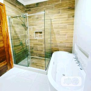 Glass Shower Cubicle With Sliding Door.   Plumbing & Water Supply for sale in Abuja (FCT) State, Lugbe District