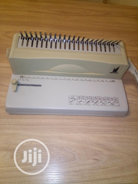 A4 Binding Machine (Grandextra)