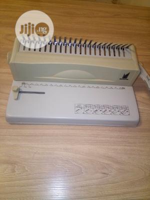 A4 Binding Machine (Grandextra) | Printing Equipment for sale in Abuja (FCT) State, Gwarinpa