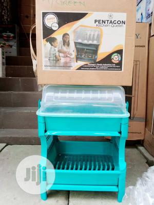 Double Stand Plate Rack   Kitchen & Dining for sale in Lagos State, Lagos Island (Eko)