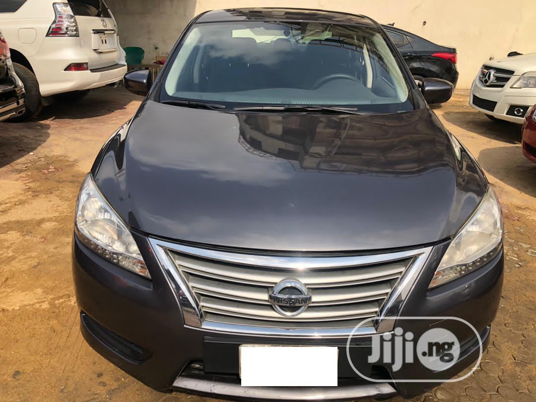 Nissan Sentra 2013 Gray