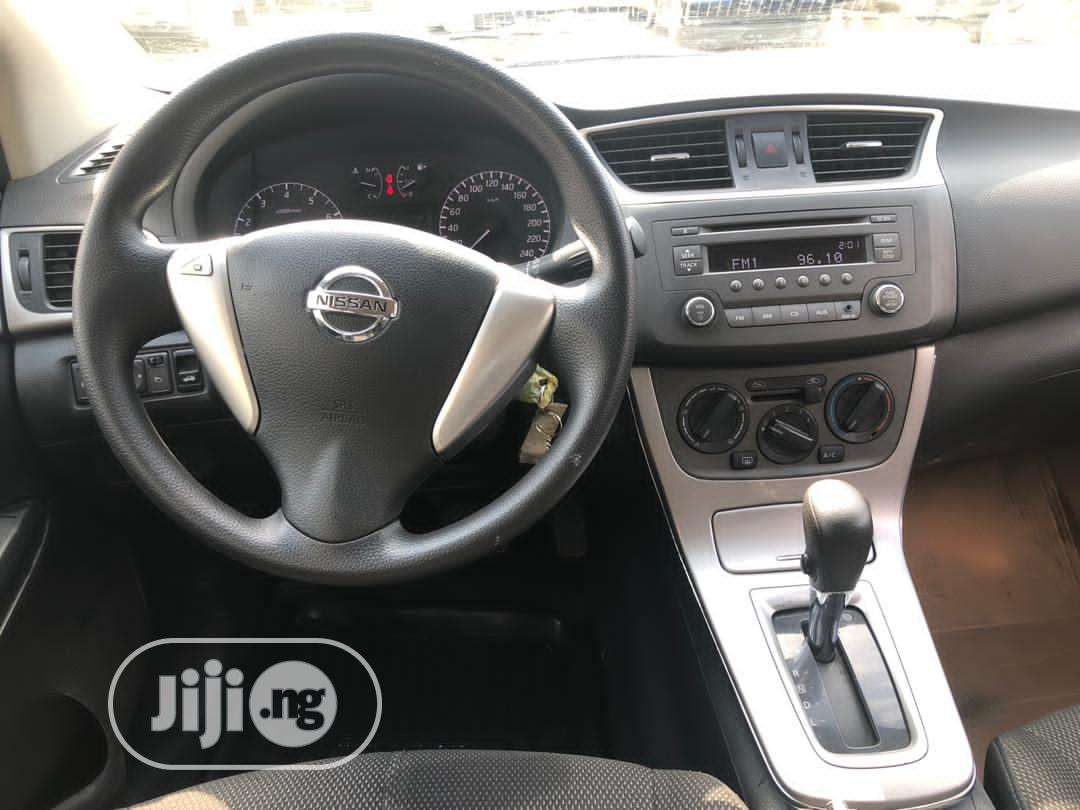 Nissan Sentra 2013 Gray | Cars for sale in Ikeja, Lagos State, Nigeria