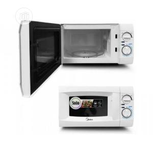 Midea Microwave Oven-Mm720cke-Pm White   Kitchen Appliances for sale in Abuja (FCT) State, Central Business District