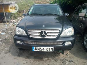 Mercedes-Benz M Class 2003 Blue | Cars for sale in Lagos State, Apapa