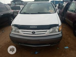 Toyota Sienna 2003 XLE White   Cars for sale in Lagos State, Apapa