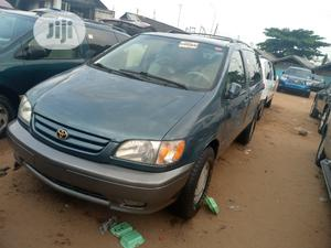 Toyota Sienna 2003 XLE Blue   Cars for sale in Lagos State, Apapa