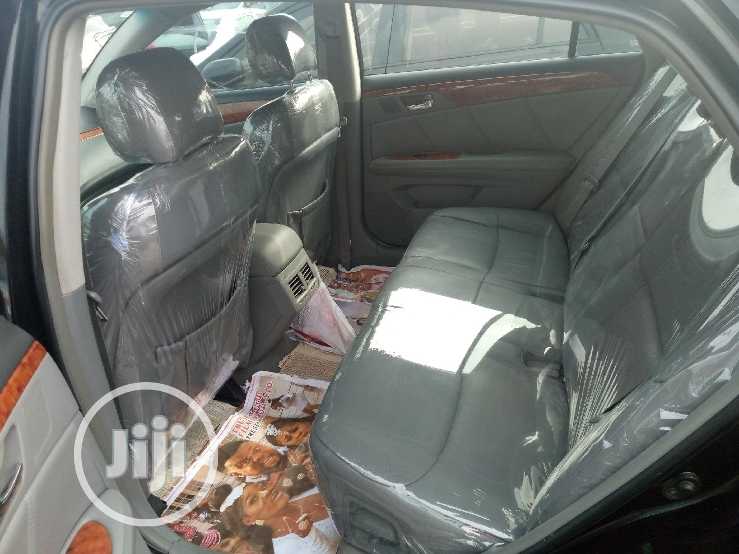 Toyota Avalon 2007 Limited Black | Cars for sale in Apapa, Lagos State, Nigeria
