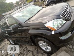 Lexus GX 2006 470 Sport Utility Black | Cars for sale in Lagos State, Amuwo-Odofin