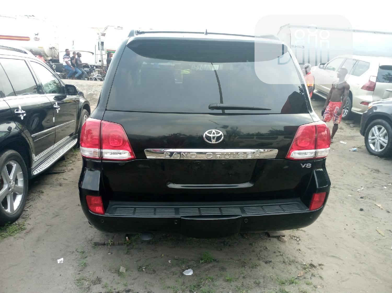 Lexus LX 2013 570 Base Black   Cars for sale in Apapa, Lagos State, Nigeria