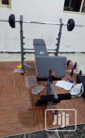 Weight Lifting Bench | Sports Equipment for sale in Lagos State, Ipaja