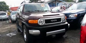 Toyota FJ Cruiser 2007 Base 4x2 Red | Cars for sale in Lagos State, Apapa